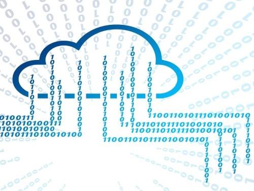 Daten in Cloud speichern