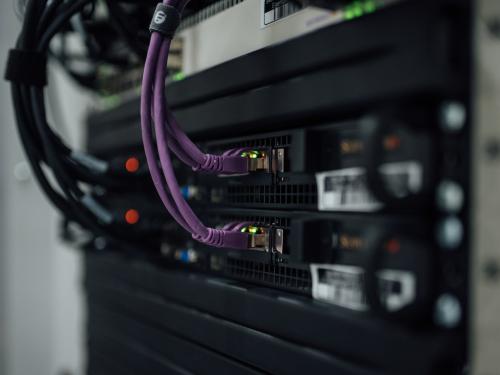 Server in Rack