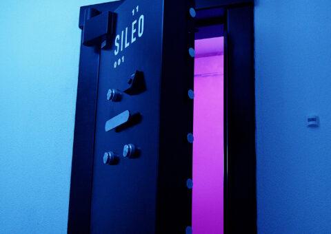 Sileo Tresortüre zum Tresorraum