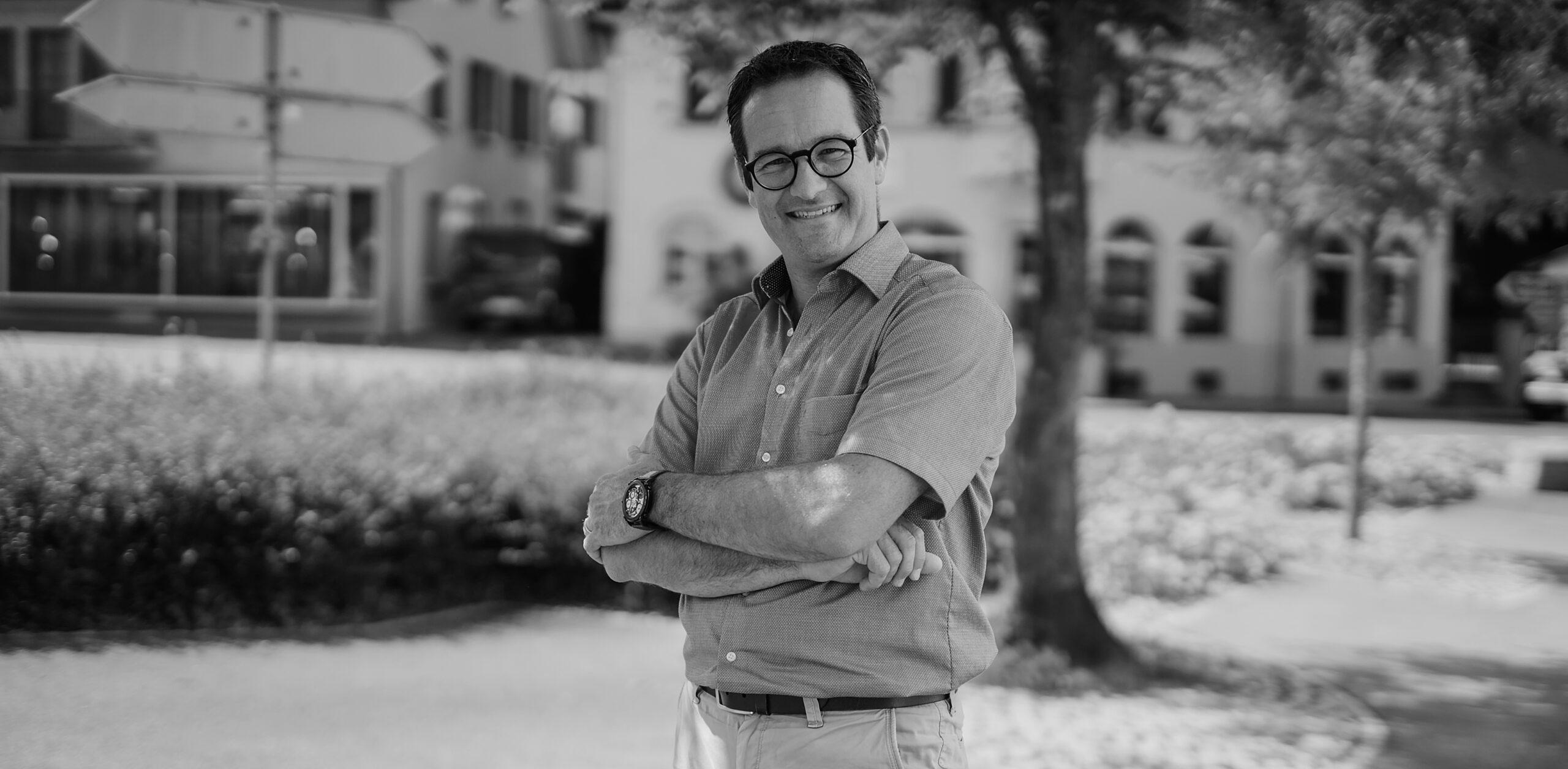 CEO Silvio Frick