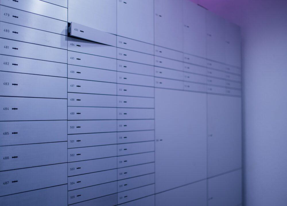 Sileo IT-SPACE locker